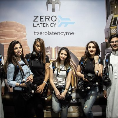 Zero Latency is now in Riyadh!