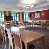 Edwards restaurant converts easily for meetings and functions