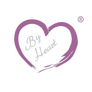 Logotipo By Heart - Marca Registada