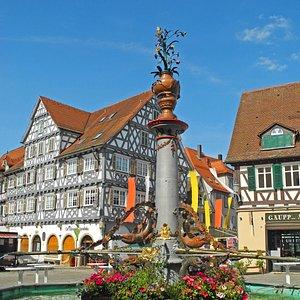 Marktbrunnen Schorndorf
