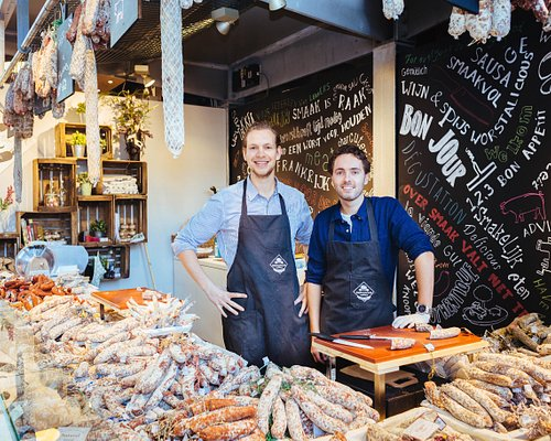 Always happy to help you to choose the best saucissons!