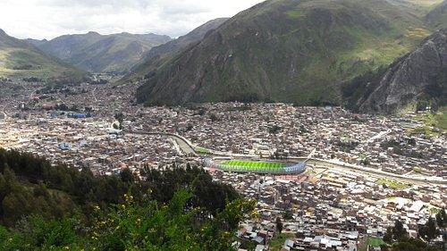 Mirador Sanruario Señor de Oropeza, Huancavelica