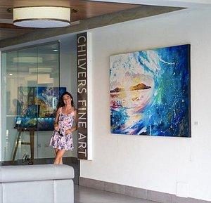 Her beautiful gallery