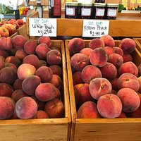 The most wonderful time of the year-Peach season & Ferjulians has THR BEST stone fruit-PERIOD