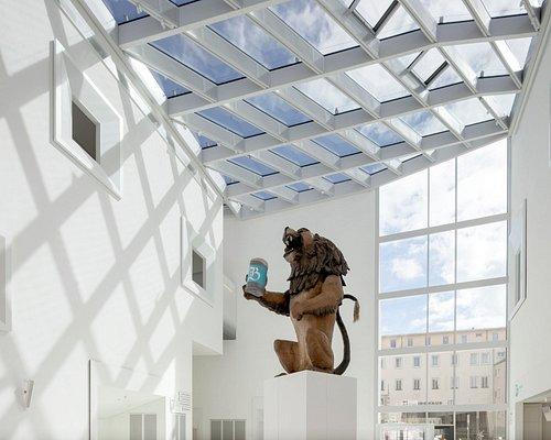 Museumsfoyer