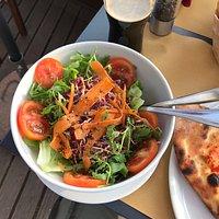 KLEINER Salat für 3,50!!! Alles frisch!