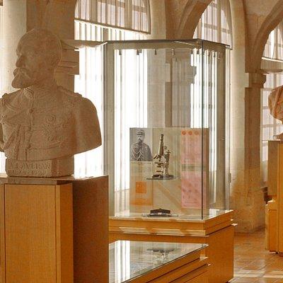 © Musée du Service de santé au Val-de-Grâce