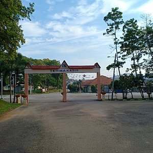 Datuk Wira Poh Ah Tiam Machap Recreational Park