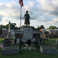 Molly Pitcher Grave - Carlisle PA