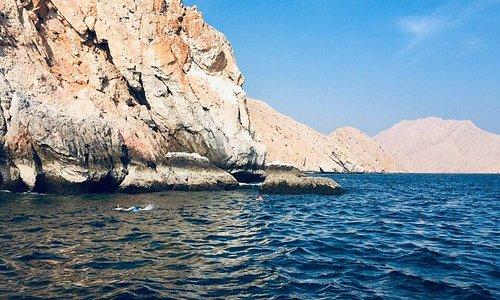 морской круиз ОАЭ