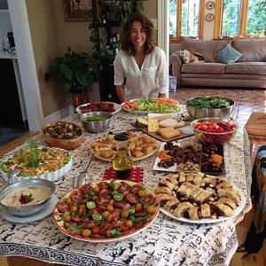Croatian feast in Preko with Anamarija