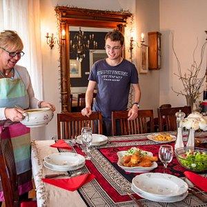 Authentic Croatian cuisine in the heart of Zagreb with Zeljka
