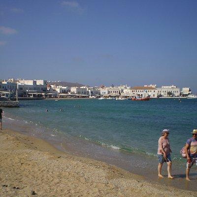 Old Port Beach
