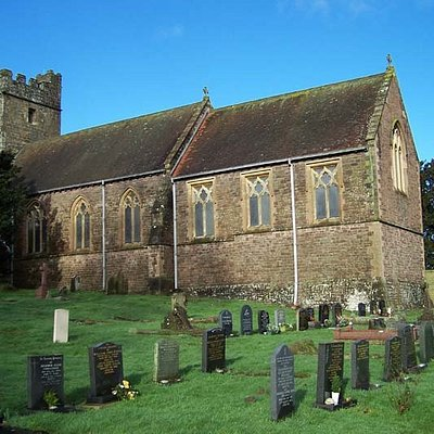 All Saints church, Llanfrechfa