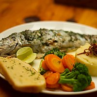 Our Speciality Local Rainbow Trout!!