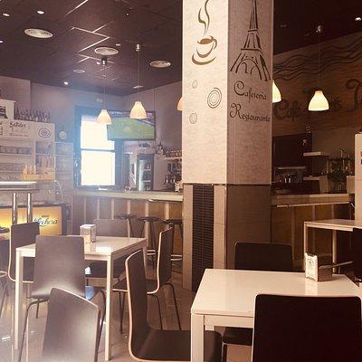 Café Paris Priego de Córdoba