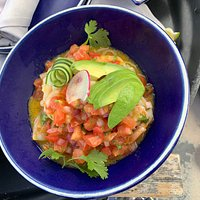 Awesome ceviche