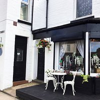 Poppins Tea Rooms in Horwich (July 2019)