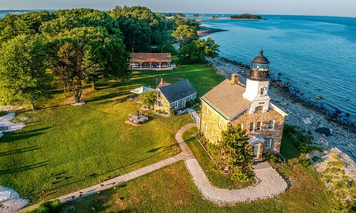 Come visit Sheffield Island and tour our magnificent Lighthouse!