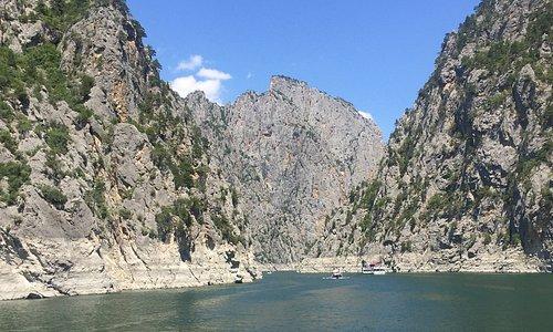 Şahinkaya kanyon