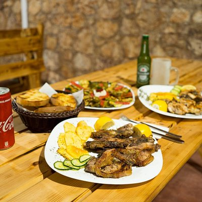 best place in ksamil , try one time and you will be in love with this place