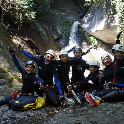 pelion viaferrata & canyoning