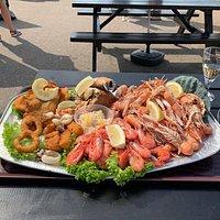 Seafood at Havfruen, simply outstanding