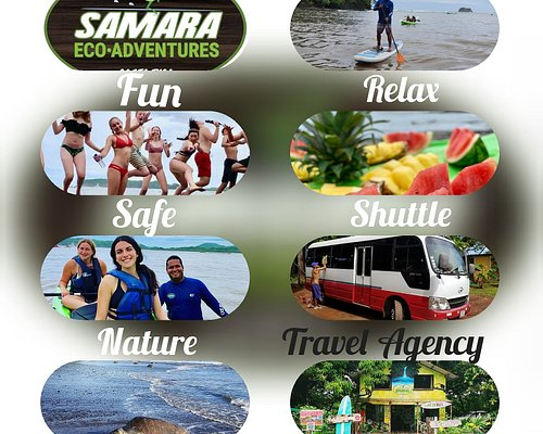 Samara Eco Adventures Servicios guide  www.samaraecoadventures.com