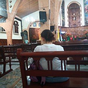 Detalles del altar