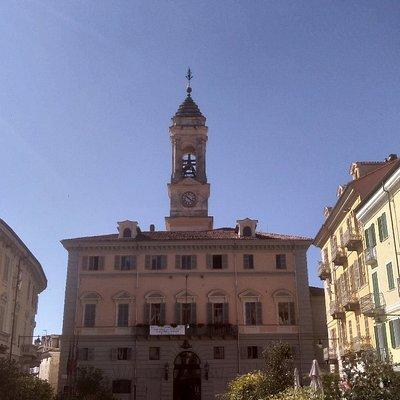 Municipio - Palazzo del Comune di Strambino