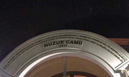 Beldibi Yeni Merkez Cami