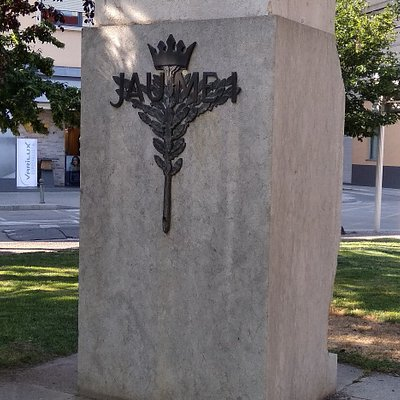 Monumento a Jaime I El Conquistador