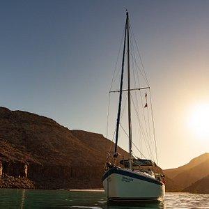 increbles playas y velero