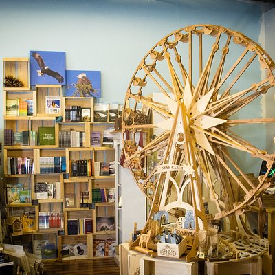 Find local and handmade treasures at Enjoy the Store in Redding, California.