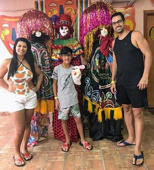 Lugar que retrata a cultura Brasileira !