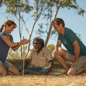 Per saperne di più sulla cultura aborigena, non perderti il tour con Top Didj Cultural Experience & Art Gallery, Katherine.