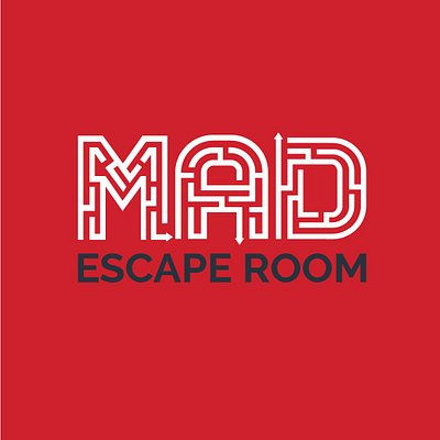 logo mad escape room