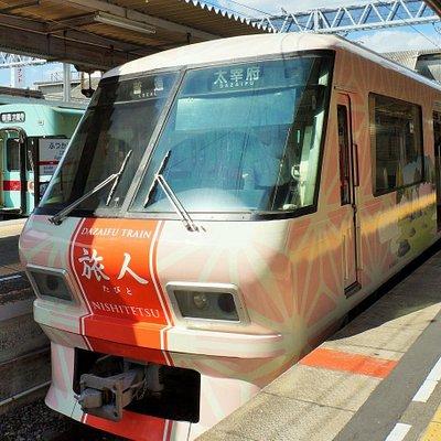 観光列車「旅人」