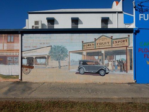 Bowen Mural