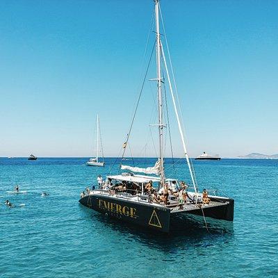 Formentera Explorer - catamaran