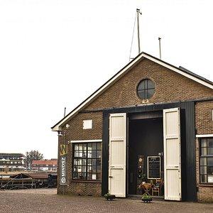 Gebouw 73 op Willemsoord in Den Helder