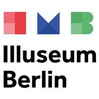 Komm ins Illuseum Berlin und lass uns deine Sinne täuschen!