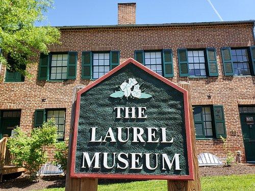 The Laurel Museum opened in 1996.