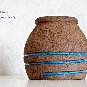 La Lluna, Arte en Cerámica ® es una marca registrada de productos en Cerámica, diseñados, creados y decorados totalmente a mano por Mar Muñoz.