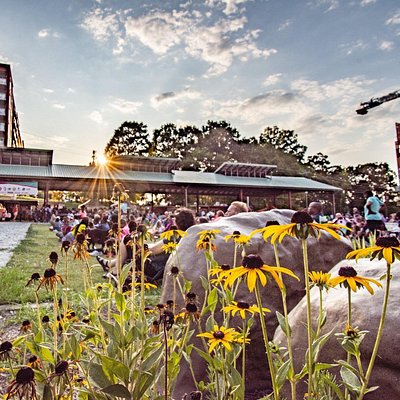 A summer Friday at Durham Central Park (photo credit: Ryan Moeller Photography)