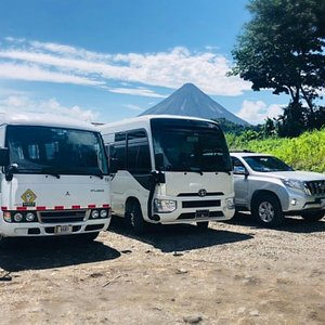 Our private transport service offers a safe, convenient, and flexible way to travel anywhere within Costa Rica. All the vehicles used for private transportation are air conditioned, well-maintained minibuses (passenger vans) driven by reliable and punctual Costa Rican bilingual professionals.