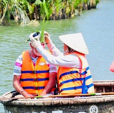 Nong Thon Basket Boat