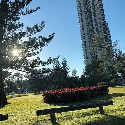 Ewan Batt Park