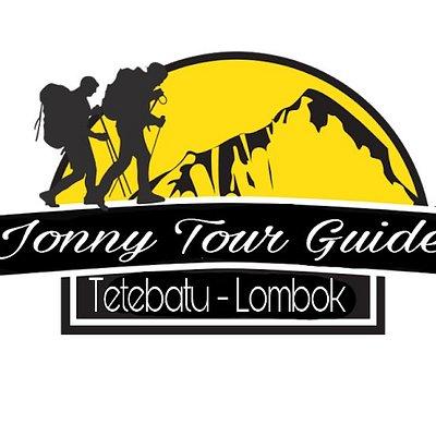 Jonny Tour Guide Logo