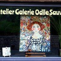 Peintures et Sculptures de l'artiste Odile SAUVE